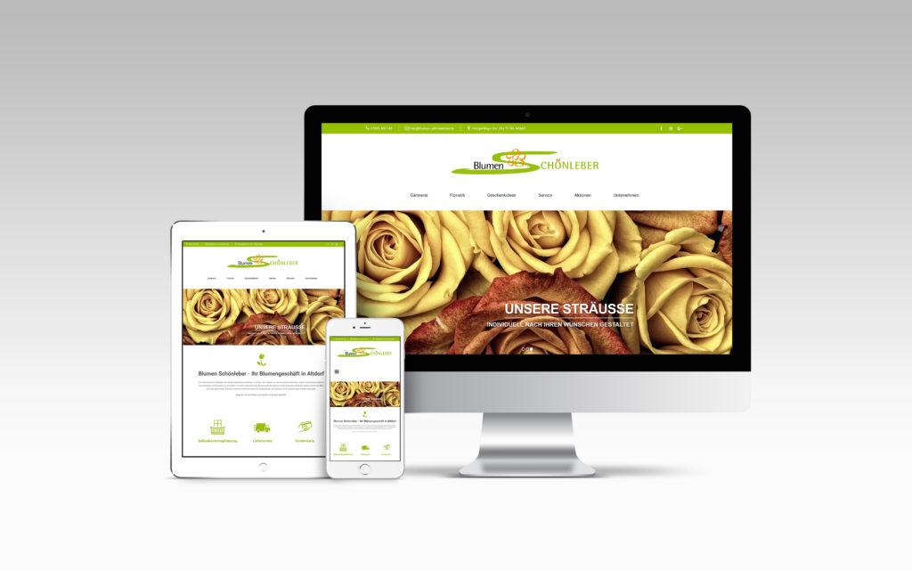 Schönleber Webseite