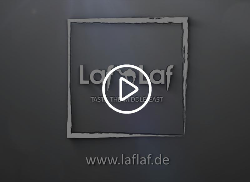 Logoanimation Laf Laf